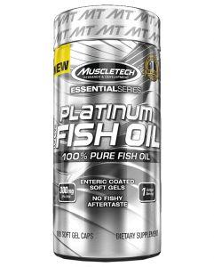 Купить MUSCLETECH Platinum 100% Fish Oil 100caps в Москве, цена на средство для здоровья MUSCLETECH Platinum 100% Fish Oil 100caps в интернет-магазине Iw-Shop
