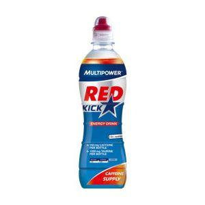 Спортивный напиток MULTIPOWER Red kick 500ml - купить в интернет-магазине спортивного питания по выгодной цене