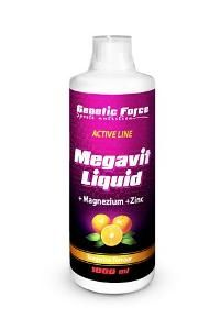 Купить GENETIC FORCE Megavit Liquid 1000ml в Москве, цена на спортивный витамин GENETIC FORCE Megavit Liquid 1000ml в интернет-магазине Iw-Shop