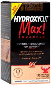 Купить MUSCLETECH Hydroxycut MAX! (женский) 120caps в Москве, цена на спортивный энергетик MUSCLETECH Hydroxycut MAX! (женский) 120caps в интернет-магазине Iw-Shop