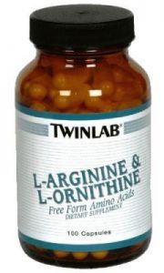 Купить TWINLAB L-Arginine + L-Ornithine 100caps в Москве, по доступной цене в интернет-магазине Iw-Shop