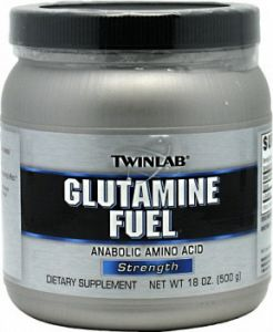 Купить TWINLAB Glutamine Fuel Powder 500g в Москве, цена на спортивный энергетик TWINLAB Glutamine Fuel Powder 500g в интернет-магазине Iw-Shop
