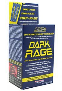 Купить MHP Dark Rage Zero Carb  20 pack в Москве, цена на предтренировочный комплекс MHP Dark Rage Zero Carb  20 pack в интернет-магазине Iw-Shop