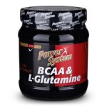 POWER SYSTEM BCAA & Glutamine 450g