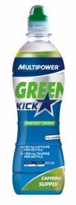 Спортивный напиток MULTIPOWER Green Kick 500ml - купить в интернет-магазине спортивного питания по выгодной цене