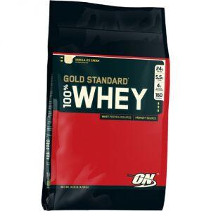 Купить OPTIMUM NUTRITION 100% Whey Gold Standard 4545g в Москве, по доступной цене в интернет-магазине Iw-Shop