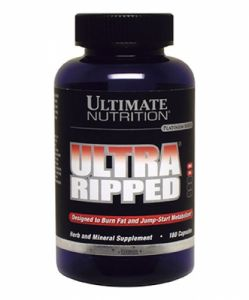 Купить ULTIMATE NUTRITION Ultra Ripped 180caps в Москве, цена на спортивный энергетик ULTIMATE NUTRITION Ultra Ripped 180caps в интернет-магазине Iw-Shop