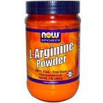 NOW L-Arginine 454g