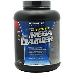 Купить DYMATIZE Hi-Protein Mega Gainer 2736g в Москве, по доступной цене в интернет-магазине Iw-Shop