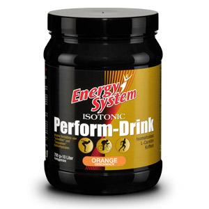 Спортивный напиток ENERGY SYSTEM Isotonic Perform Drink 700g - купить в интернет-магазине спортивного питания по выгодной цене