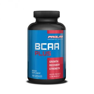 Купить PROLAB BCAA Plus 180caps в Москве, по доступной цене в интернет-магазине Iw-Shop