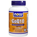 NOW CoQ10 400mg 30softgels