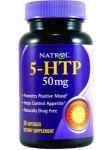 NATROL 5-HTP 50 mg 30caps