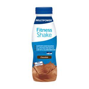 Спортивный напиток MULTIPOWER Fitness Shake Carb Reduced 330ml - купить в интернет-магазине спортивного питания по выгодной цене