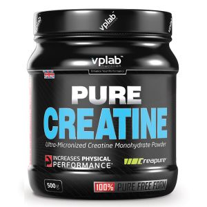 Купить VP LABORATORY Pure Creatine 500g в Москве, цена на спортивный витамин VP LABORATORY Pure Creatine 500g в интернет-магазине Iw-Shop