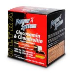 POWER SYSTEM Glucosamine+Chondroitin 20amp