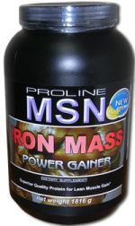 Купить MSN Iron Mass Gainer 1800g в Москве, по доступной цене в интернет-магазине Iw-Shop