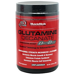 Купить MUSCLEMEDS Glutamine Decanate 300g  в Москве, цена на спортивный энергетик MUSCLEMEDS Glutamine Decanate 300g  в интернет-магазине Iw-Shop