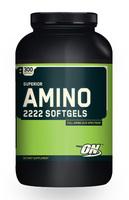 Купить OPTIMUM NUTRITION Superior Amino 2222 300softgels в Москве, по доступной цене в интернет-магазине Iw-Shop
