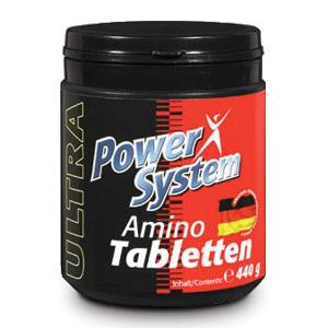 Купить POWER SYSTEM Amino Tabletten 220tabs в Москве, по доступной цене в интернет-магазине Iw-Shop