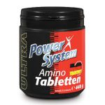 POWER SYSTEM Amino Tabletten 220tabs