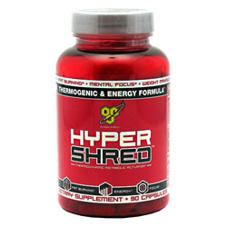 Купить BSN Hyper Shred 90caps в Москве, цена на спортивный энергетик BSN Hyper Shred 90caps в интернет-магазине Iw-Shop