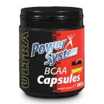 POWER SYSTEM BCAA 360caps
