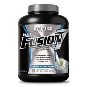 Купить DYMATIZE Elite Fusion 7 2336g в Москве, по доступной цене в интернет-магазине Iw-Shop
