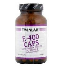 Купить TWINLAB E-400 100caps в Москве, цена на спортивный витамин TWINLAB E-400 100caps в интернет-магазине Iw-Shop