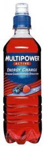 Спортивный напиток MULTIPOWER Energy Charge 500ml - купить в интернет-магазине спортивного питания по выгодной цене
