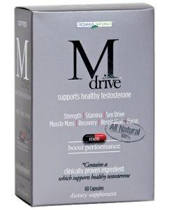 Купить OCEANUS NATURALS Mdrive 60caps в Москве, цена на препарат для повышения тестостерона OCEANUS NATURALS Mdrive 60caps в интернет-магазине Iw-Shop
