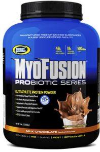 Купить GASPARI NUTRITION MyoFusion Probiotic Series 2270g в Москве, по доступной цене в интернет-магазине Iw-Shop