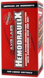 Купить AXIS LABS Hemodraulix 180softgels в Москве, цена на предтренировочный комплекс AXIS LABS Hemodraulix 180softgels в интернет-магазине Iw-Shop