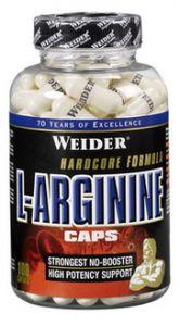 Купить WEIDER L-Arginine 100caps в Москве, по доступной цене в интернет-магазине Iw-Shop