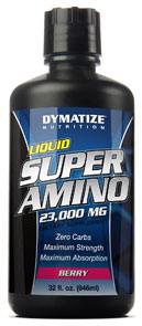 Купить DYMATIZE Super Amino Liquid 946ml в Москве, по доступной цене в интернет-магазине Iw-Shop