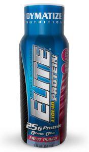 Спортивный напиток DYMATIZE Elite Liquid Protein 58ml - купить в интернет-магазине спортивного питания по выгодной цене