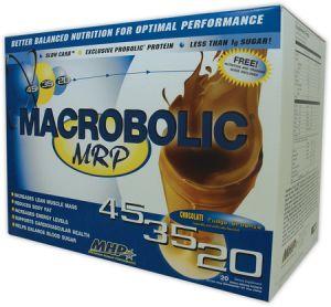 Купить MHP Macrobolic MRP 20packs в Москве, по доступной цене в интернет-магазине Iw-Shop