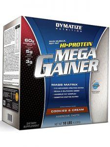 Купить DYMATIZE Hi-Protein Mega Gainer 4530g в Москве, по доступной цене в интернет-магазине Iw-Shop