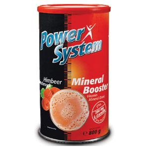 Спортивный напиток POWER SYSTEM Mineral Booster 800g - купить в интернет-магазине спортивного питания по выгодной цене