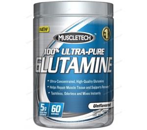 Купить MUSCLETECH 100% Ultra Pure Glutamine 300g в Москве, цена на спортивный энергетик MUSCLETECH 100% Ultra Pure Glutamine 300g в интернет-магазине Iw-Shop