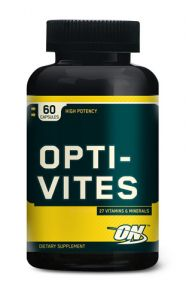 Купить OPTIMUM NUTRITION Opti-Vites 60caps в Москве, цена на спортивный витамин OPTIMUM NUTRITION Opti-Vites 60caps в интернет-магазине Iw-Shop