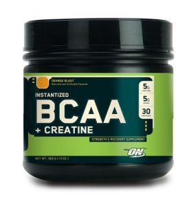 Купить OPTIMUM NUTRITION  BCAA + Creatine Powder 318g в Москве, по доступной цене в интернет-магазине Iw-Shop