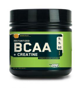 Купить OPTIMUM NUTRITION  BCAA + Creatine Powder 636g в Москве, по доступной цене в интернет-магазине Iw-Shop