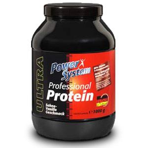 Купить POWER SYSTEM Professional Protein 1000g в Москве, по доступной цене в интернет-магазине Iw-Shop