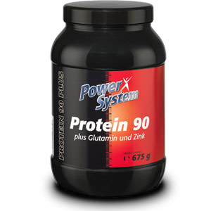 Купить POWER SYSTEM Protein 90 PLUS 675g в Москве, по доступной цене в интернет-магазине Iw-Shop