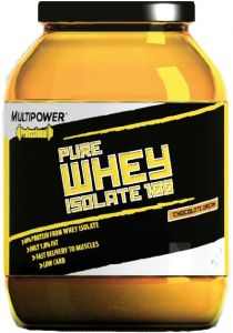 Купить MULTIPOWER Pure Whey Isolate 100 2250g в Москве, по доступной цене в интернет-магазине Iw-Shop