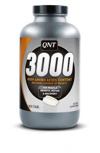 Купить QNT Amino 3000 100tabs в Москве, по доступной цене в интернет-магазине Iw-Shop