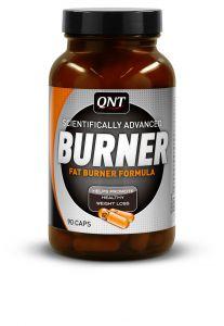 Купить QNT Burner 90caps в Москве, цена на спортивный энергетик QNT Burner 90caps в интернет-магазине Iw-Shop