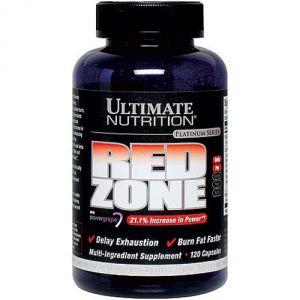 Купить ULTIMATE NUTRITION Red Zone 120caps в Москве, цена на спортивный энергетик ULTIMATE NUTRITION Red Zone 120caps в интернет-магазине Iw-Shop