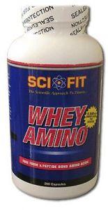 Купить SCIFIT Whey Amino 250caps в Москве, по доступной цене в интернет-магазине Iw-Shop